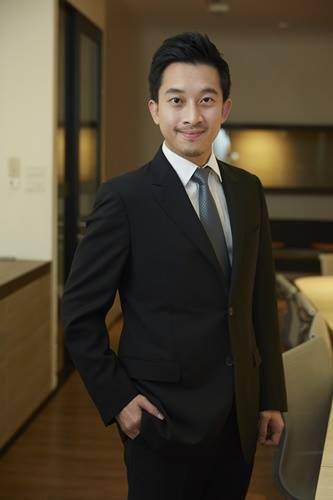 Nuttapong Kunakornwong, the listed developer's CEO