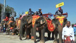 buriram-elephant-parade