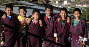 bhutan-schoolchidren