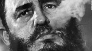 fidel-castro-exhales-cigar-smoke-during-a-march-1985-interview