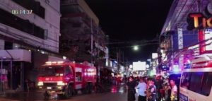 Patong discothequ fire, two