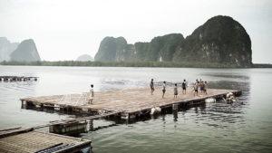 Koh Panyee_football pontoon