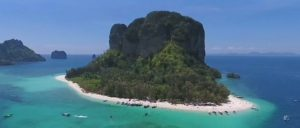 Marine national park in Krabi's stunning islands