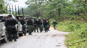 Military in Thailand's three southernmost provinces