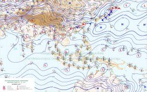 Thailand weather chart