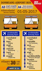 New Airpot bus service