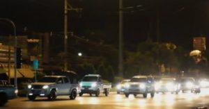 Yala traffic as Songkran ends