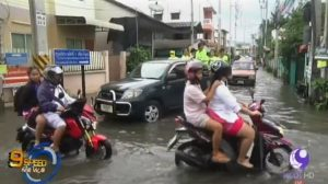 Chiang Mai floods two