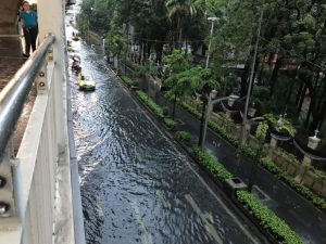 Floods Bangkok