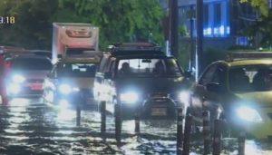Floods, Bangkok,first