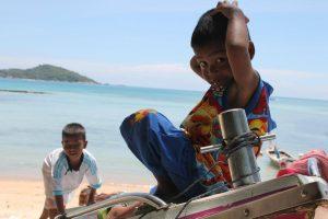 Sea Gypsies in Phuket