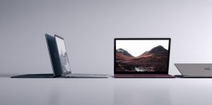 Surface Laptop three