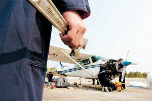 Thai aircraft technicians