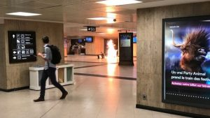 Brussles terror attack two