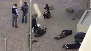 London attack arrests