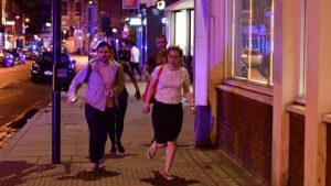 London attack five