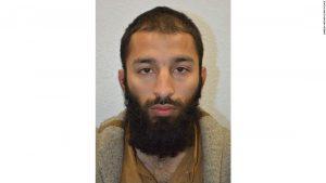 London bridge attacker Khuram Shazad Butt