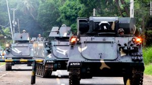 Philippine troops battling to recapture Marawi (1)