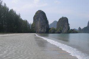 Trang beach