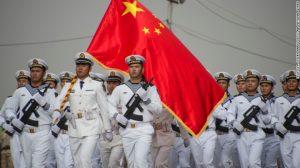China India three