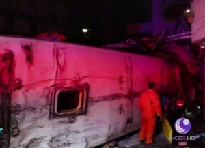 Patong coach accident
