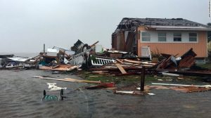 Texas hit by Harvey